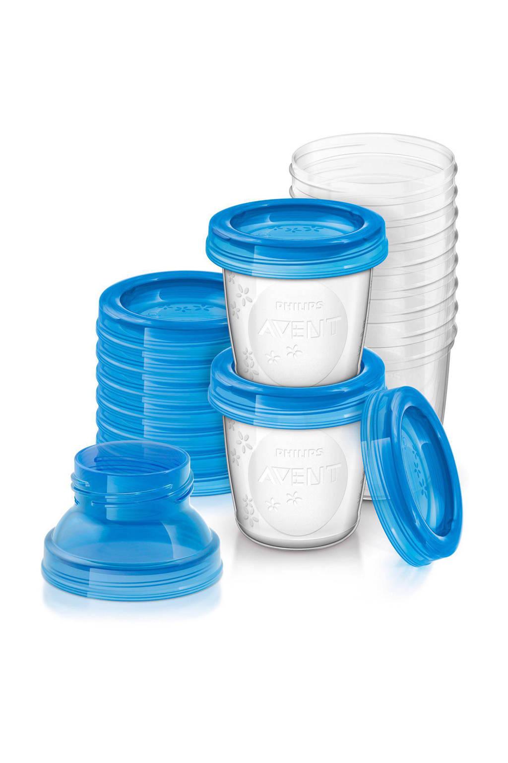 Philips AVENT SCF618/10 bewaarbeker voor moedermelk (10 stuks)