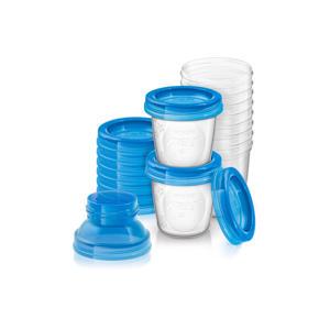 SCF618/10 bewaarbeker voor moedermelk (10 stuks)