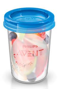 Philips AVENT SCF639/05 bewaarbeker voor voeding (5 stuks)