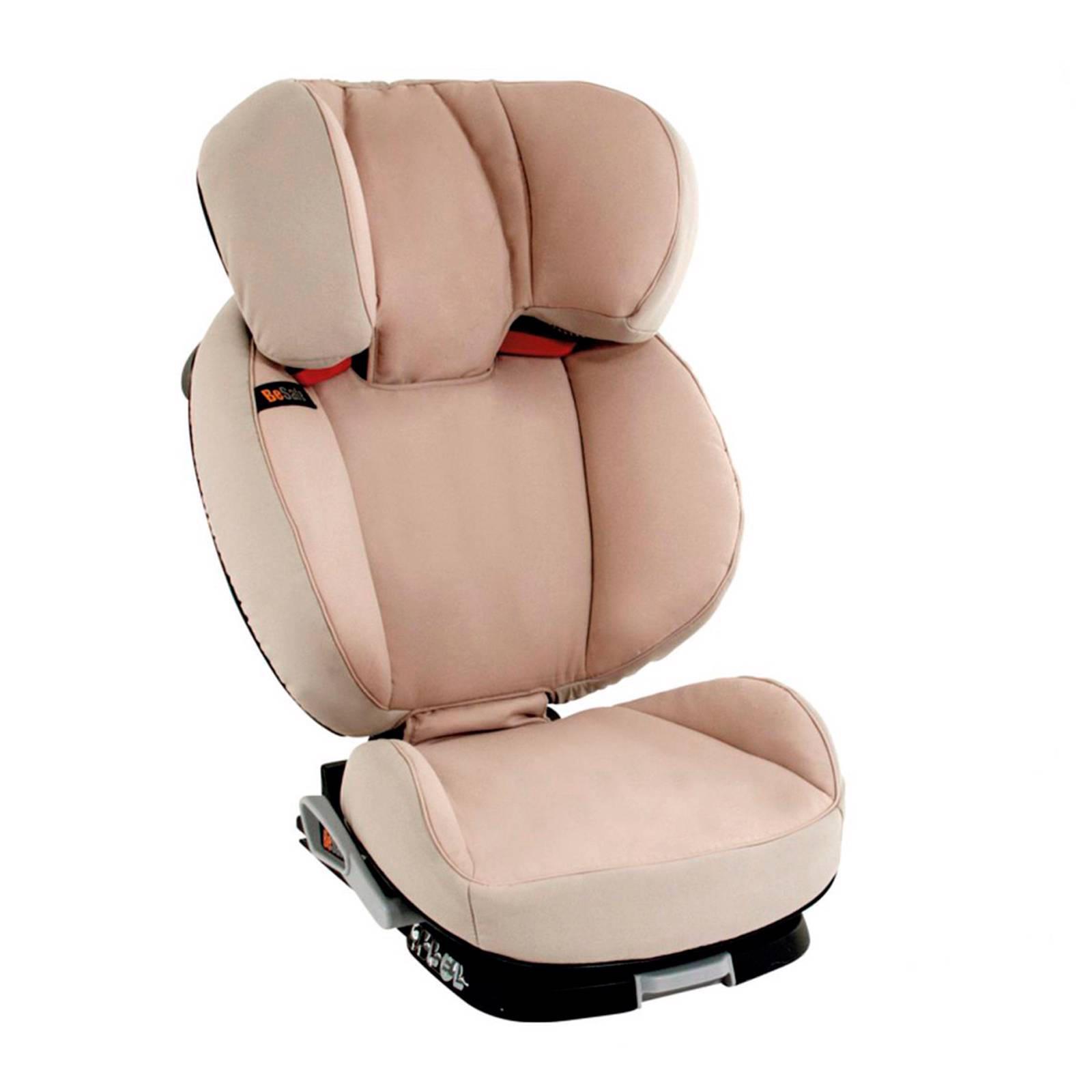 BeSafe iZi Up X3 Fix autostoel groep 23 lava grey