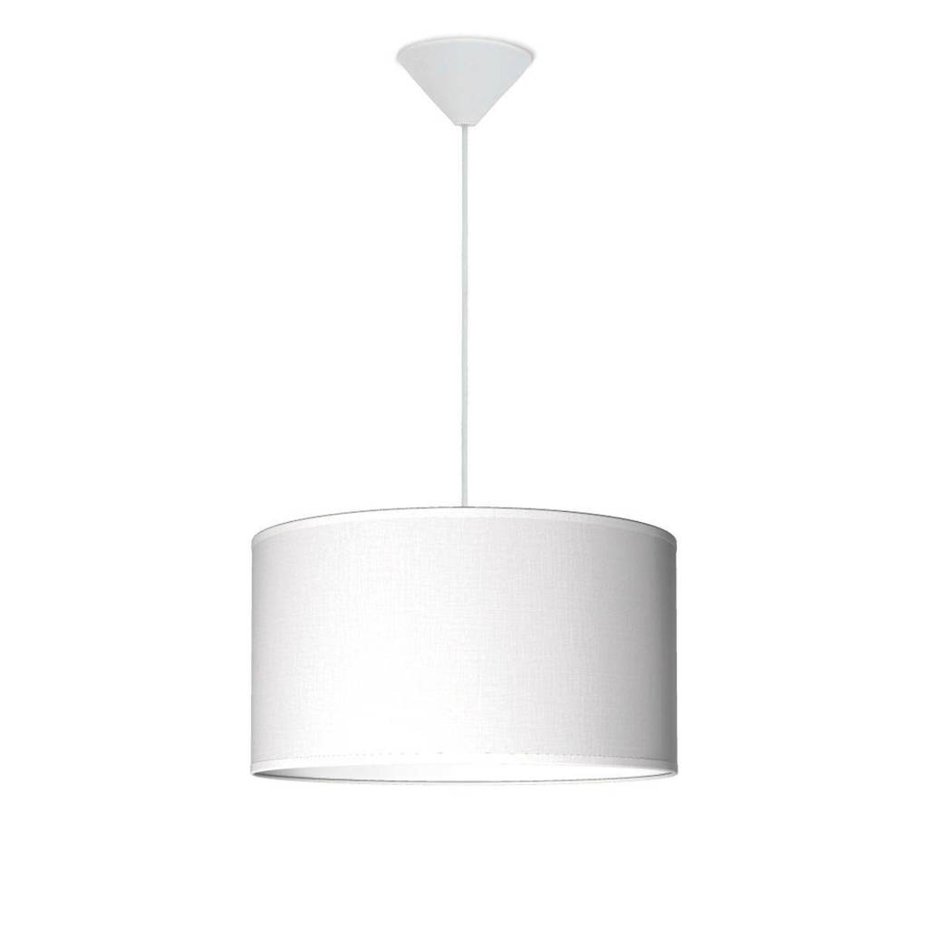 home sweet home hanglamp (met gratis LED lamp), Wit