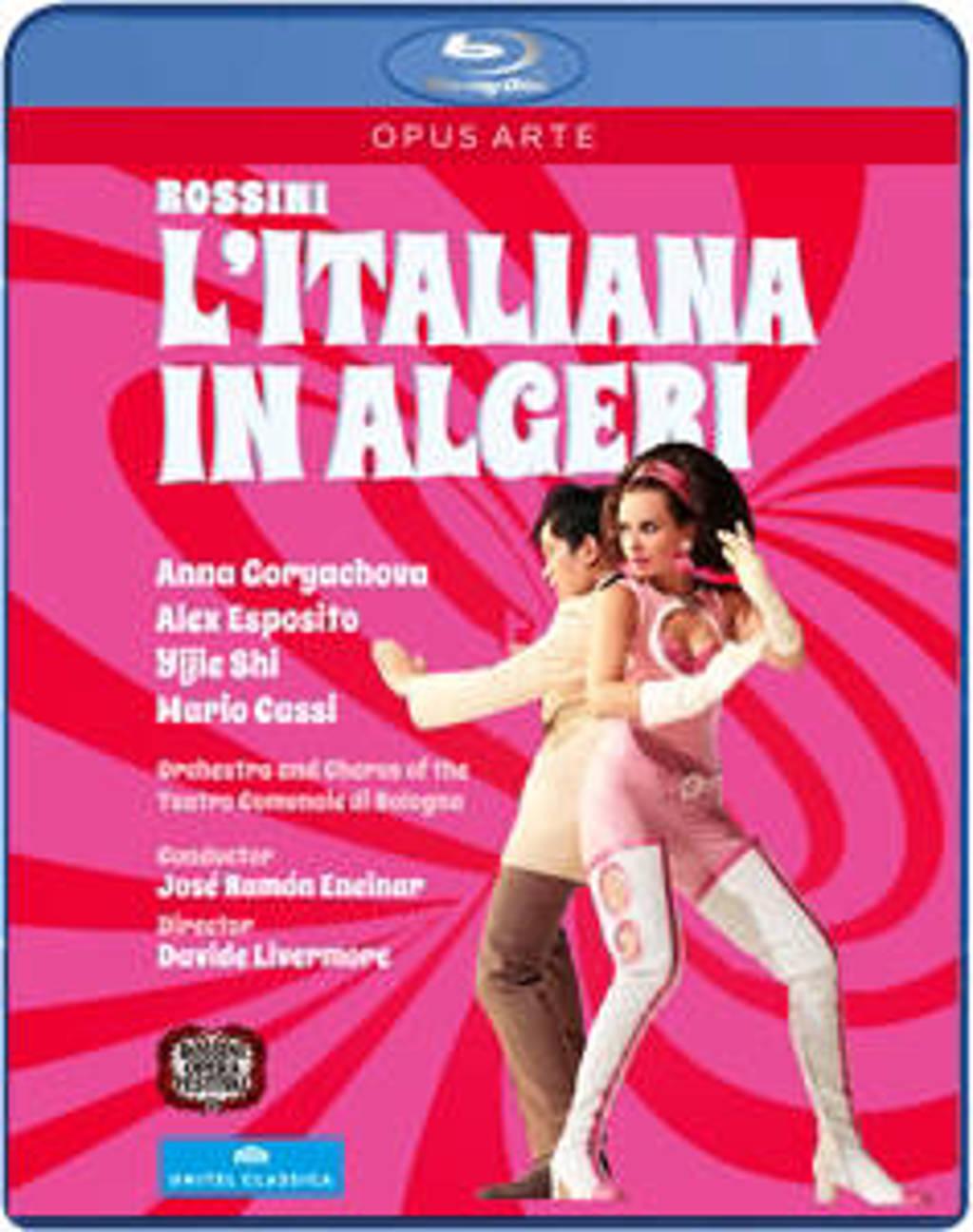 Orch. Teatro Comunale Di Bologna - L'italiana In Algeri (Blu-ray)