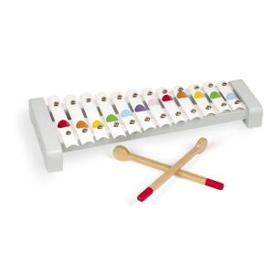 xylofoon met 12 toonbalkjes