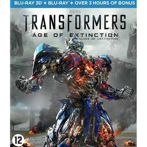 Transformers - Age of extinction (3D) (Blu-ray) kopen