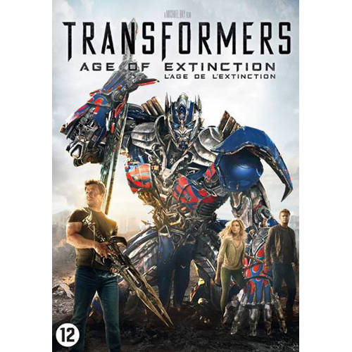 Transformers - Age of extinction (DVD) kopen