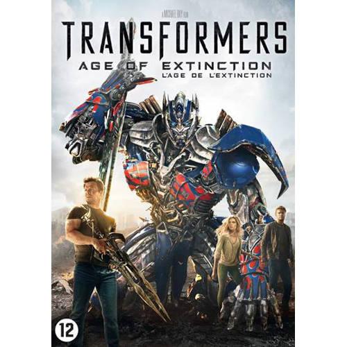 Transformers - Age of extinction (DVD) kopen