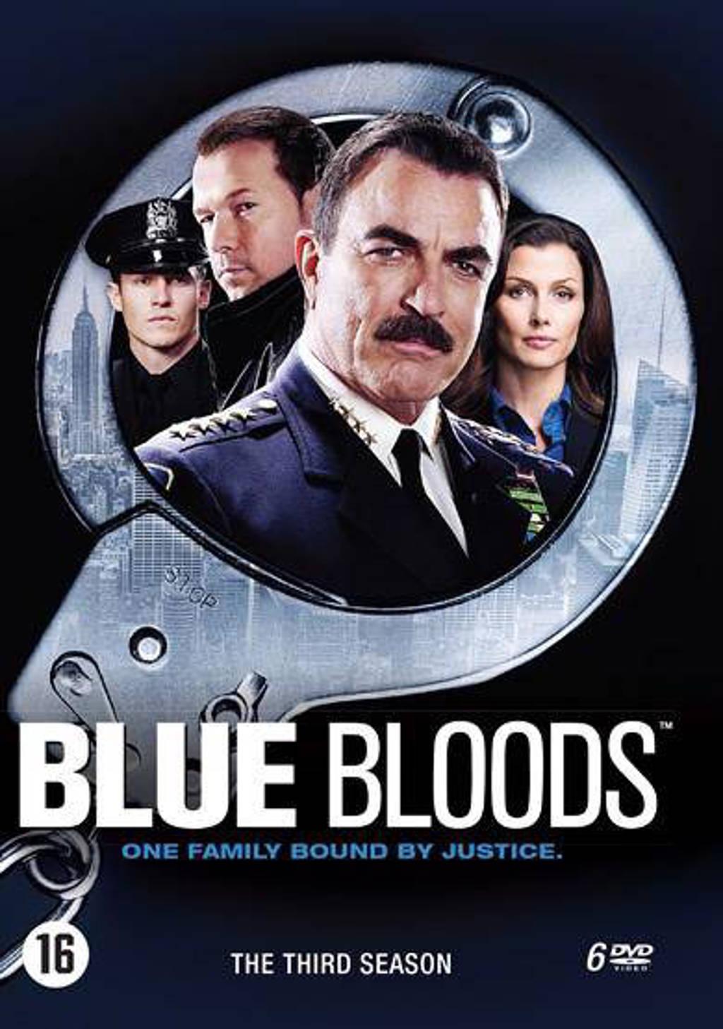 Blue bloods - Seizoen 3 (DVD)