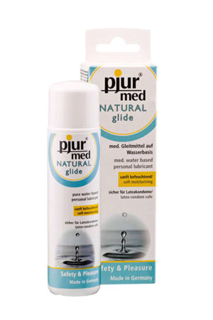 MED Natural Glide glijmiddel - 100 ml