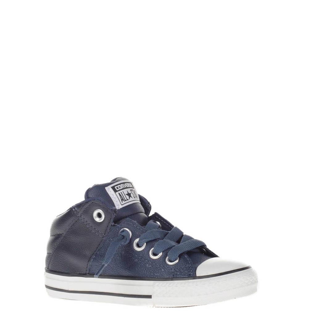 57979b683f7 Converse leren sneakers jongens | wehkamp