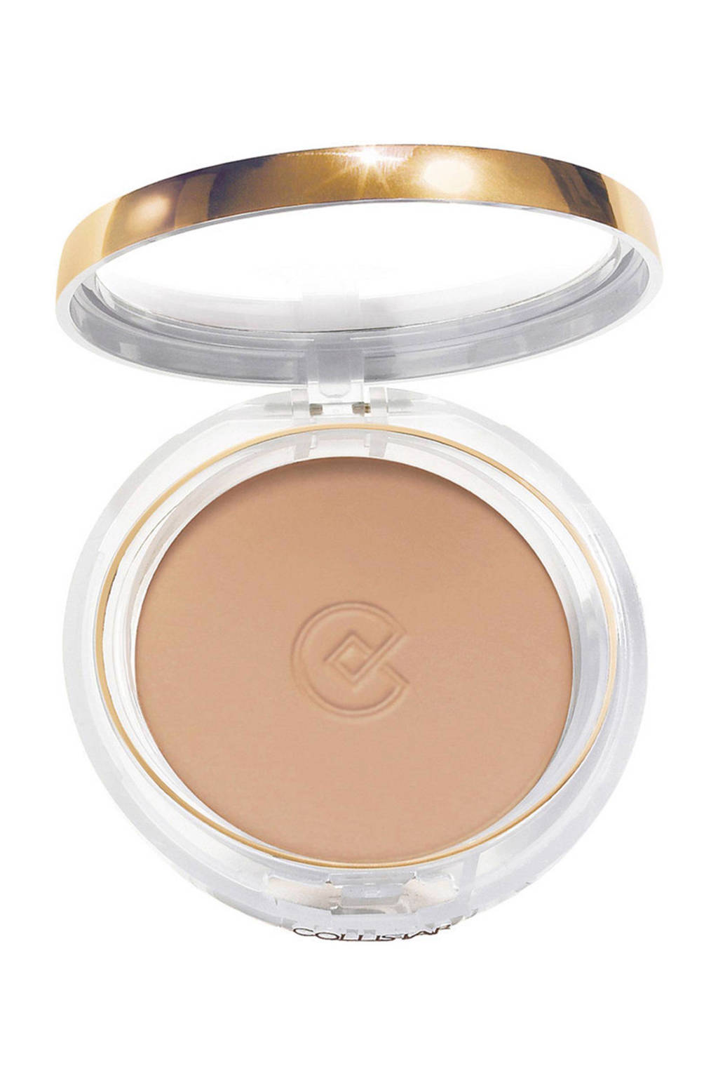 Collistar Silk Effect Compact poeder - 04 Capuccino, Cappuccino