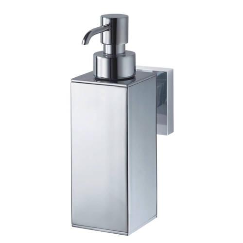 Haceka Mezzo Chroom zeepdispenser chroom 1122439