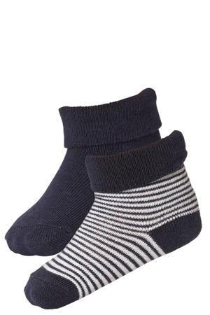 newborn baby sokken (set van 2)