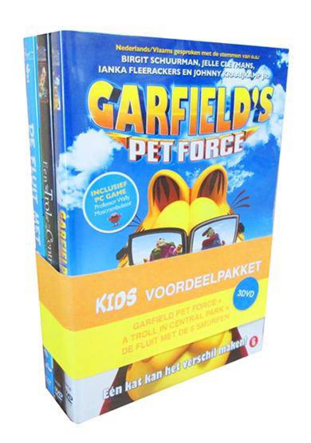 Kids voordeel pakket (DVD)