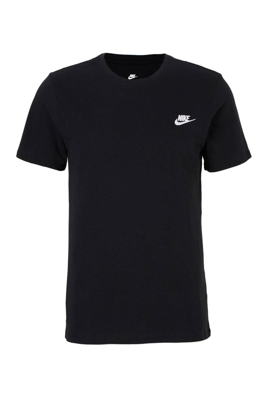 Nike   sport T-shirt, Zwart