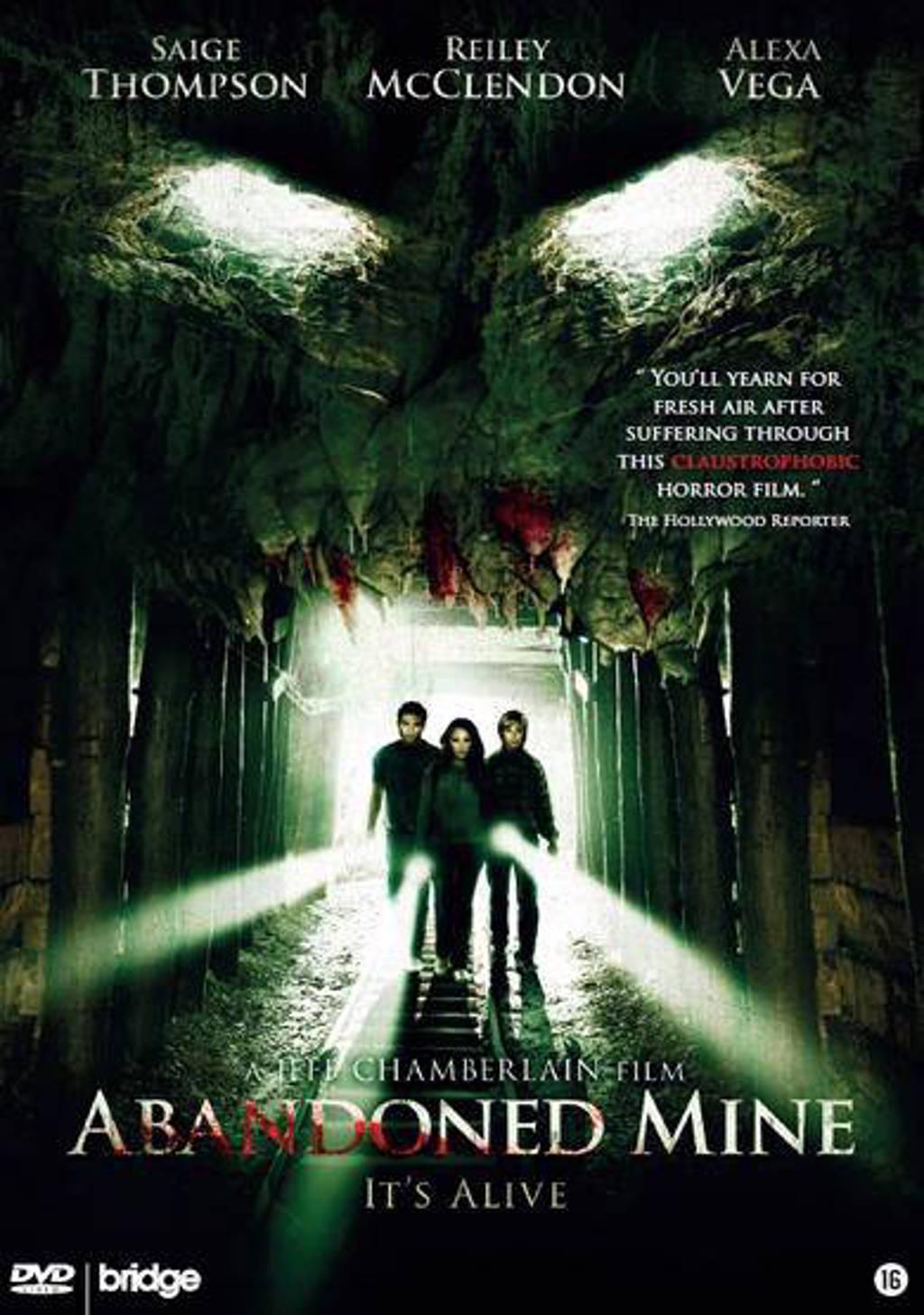 Abandoned mine (DVD)
