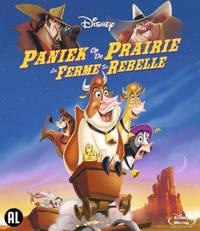Paniek op de prairie (Blu-ray)