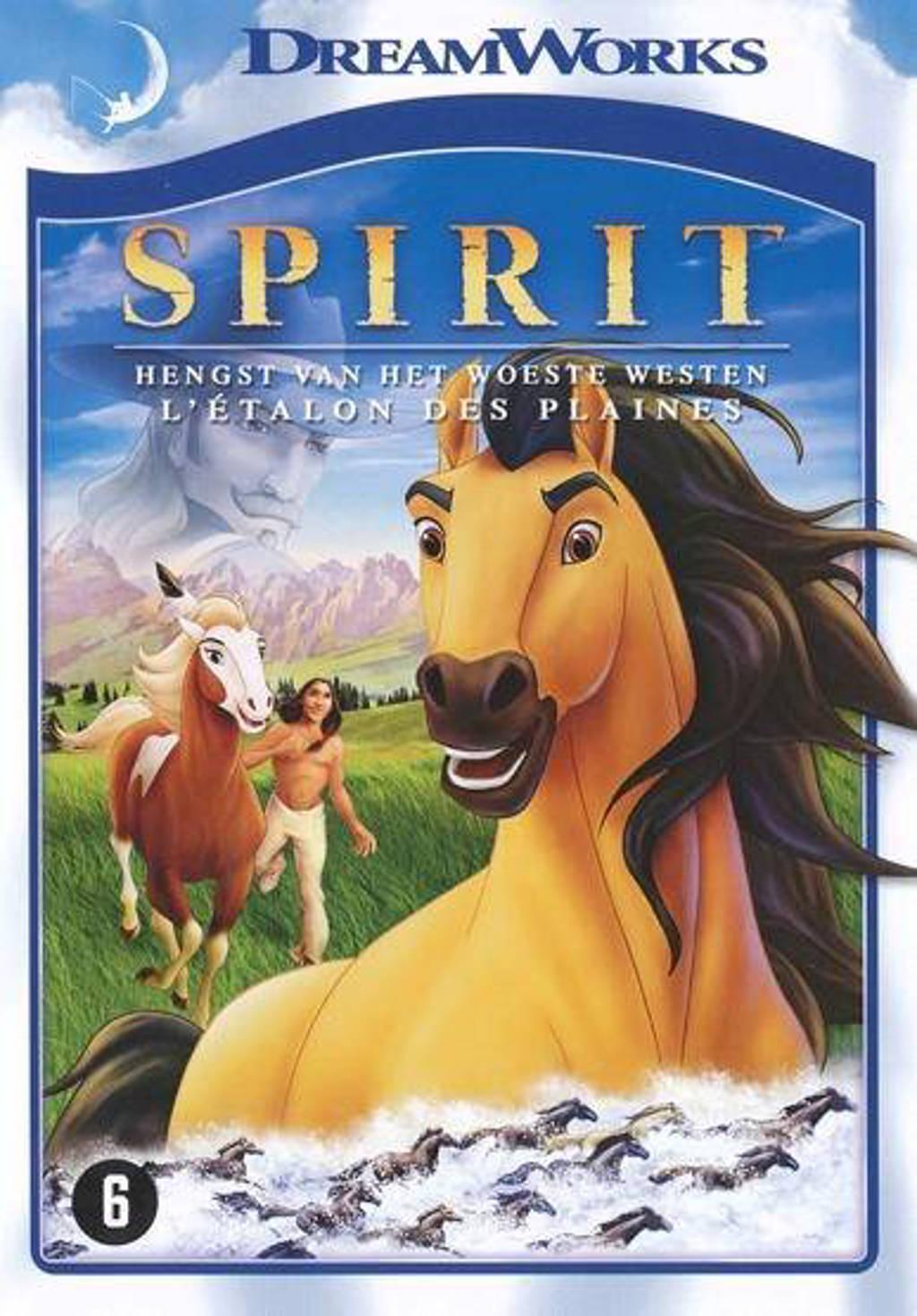 Spirit - Stallion of Cimarron (DVD)