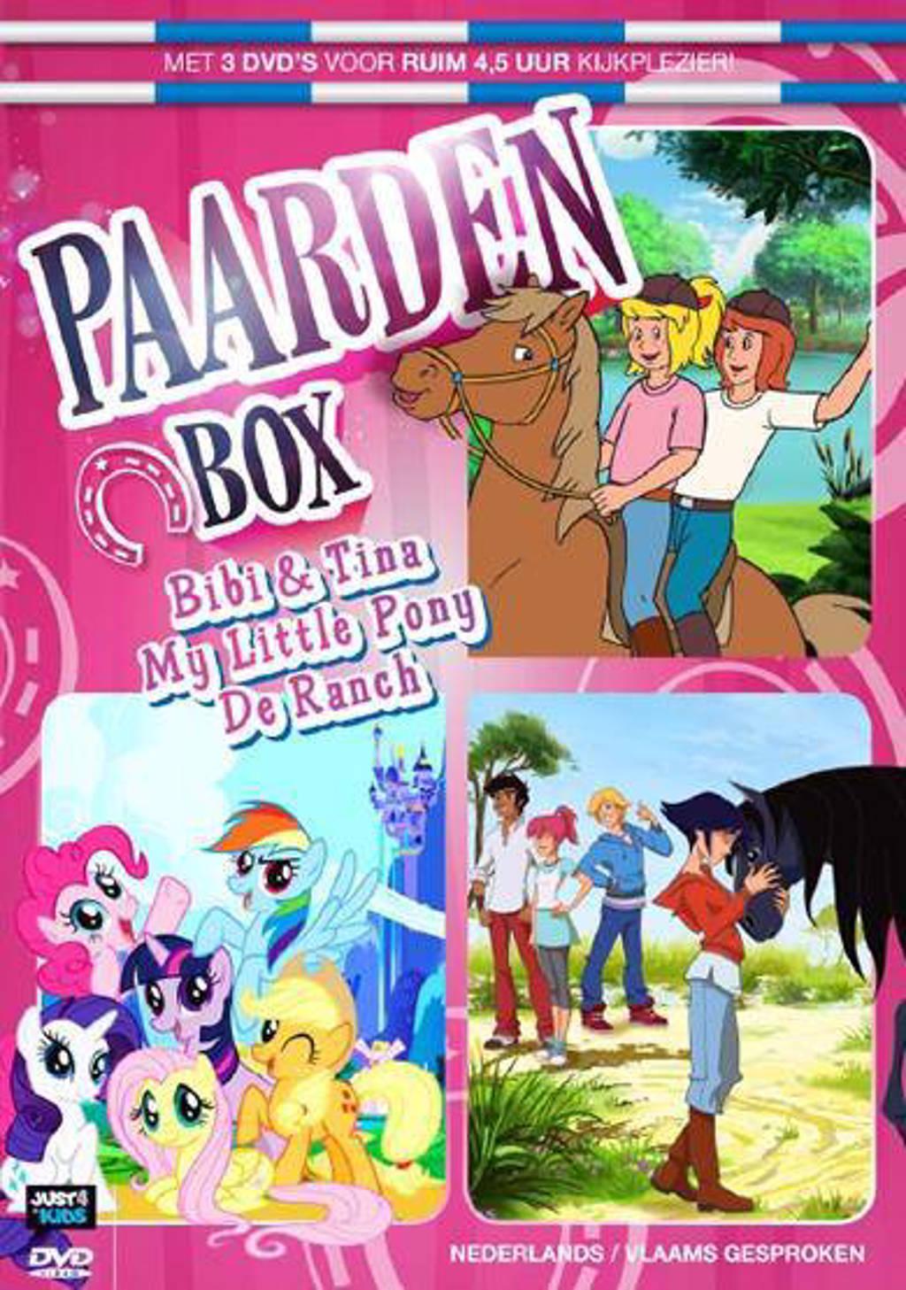 Paarden box (DVD)