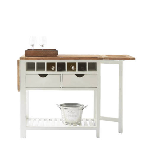 Rivièra Maison Wooster Sidetable Wit