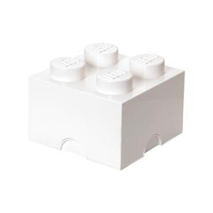 Opbergen witte opbergbox Brick 4 40031735