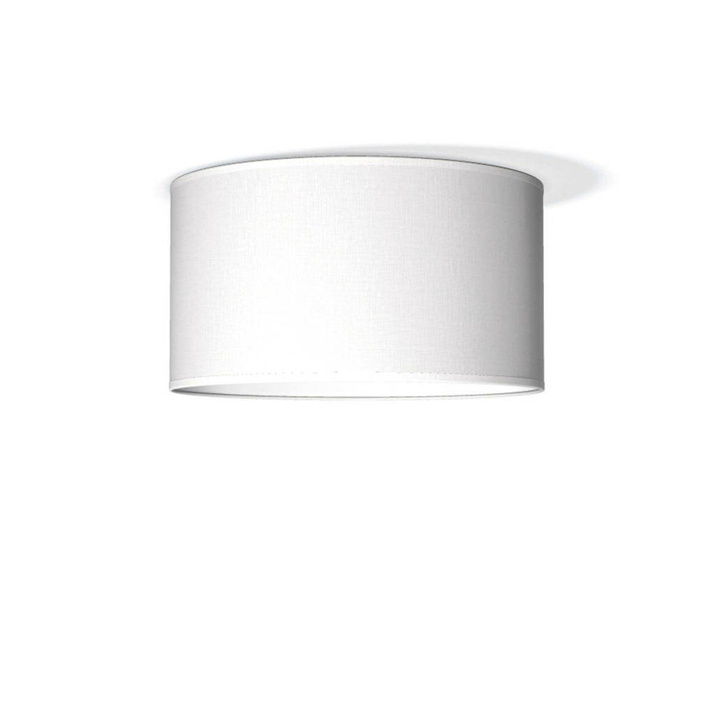 home sweet home Plafondlamp (met diffuser en gratis LED lamp), Wit