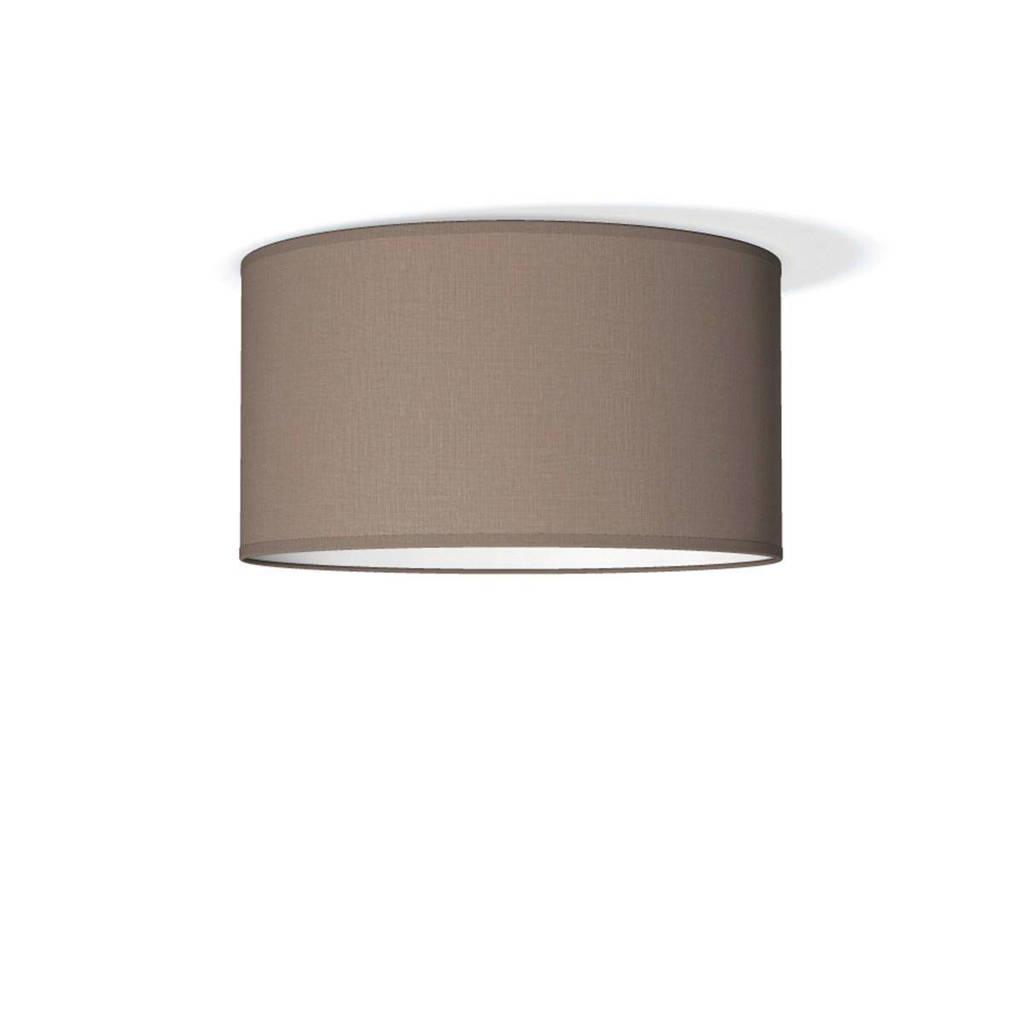 home sweet home plafondlamp (met diffuser en gratis LED lamp), Taupe