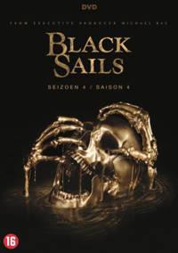 Black Sails - Seizoen 4 (DVD)