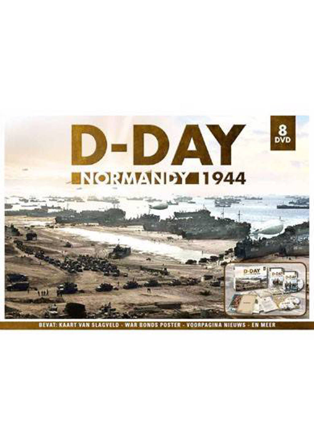 D-day (Collectors edition) (DVD)