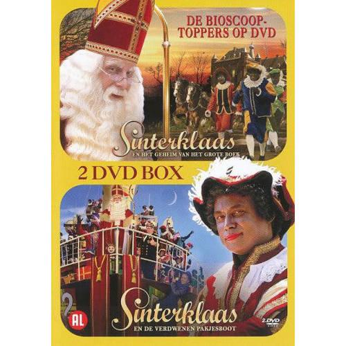 Sinterklaas - Het geheim van het grote boek + Sinterklaas - De verdwenen pakjes boot (DVD) kopen