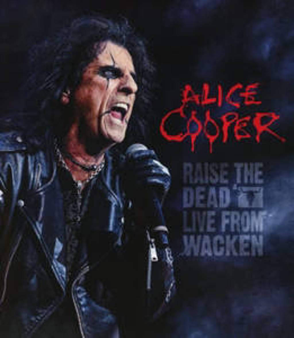 Alice Cooper - Alice Cooper - Raise The Dead (Blu-ray)