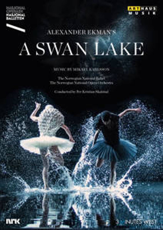 Norwegian National Ballet - A Swan Lake Oslo 2014 (DVD)