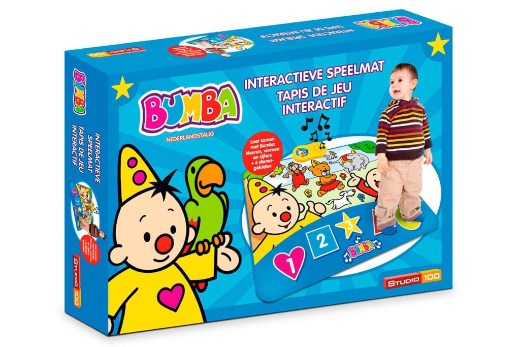 Studio 100 Bumba interactieve speelmat
