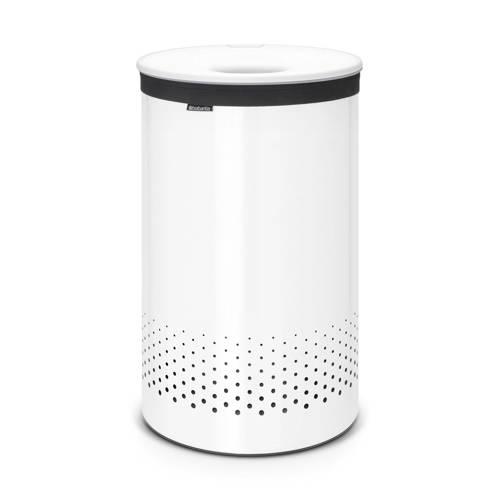 Brabantia wasbox met kunststof deksel 60 liter - White kopen