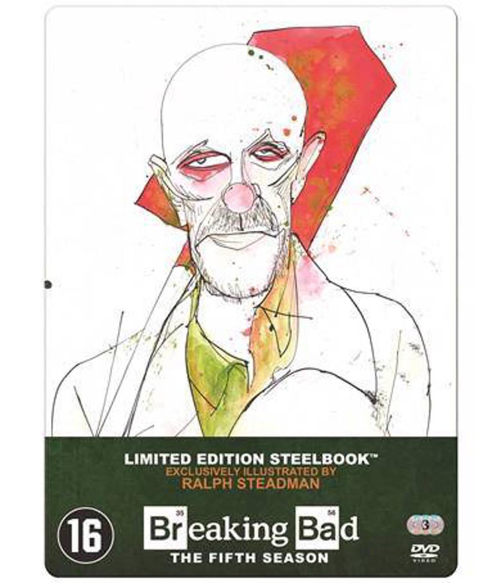 Breaking bad - Seizoen 5 deel 1 (DVD)
