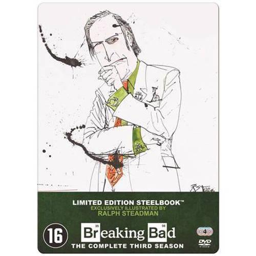 Breaking bad - Seizoen 3 (DVD) kopen
