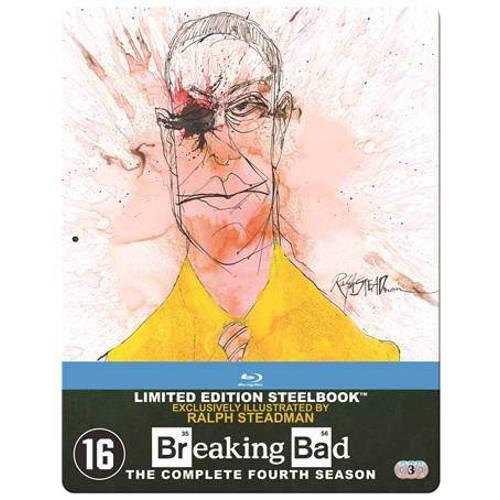 Breaking bad - Seizoen 4 (Blu-ray) kopen