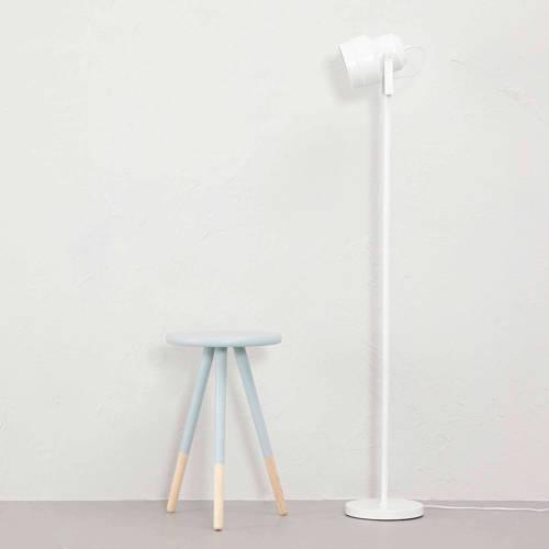 Leitmotiv Studio Vloerlamp Wit