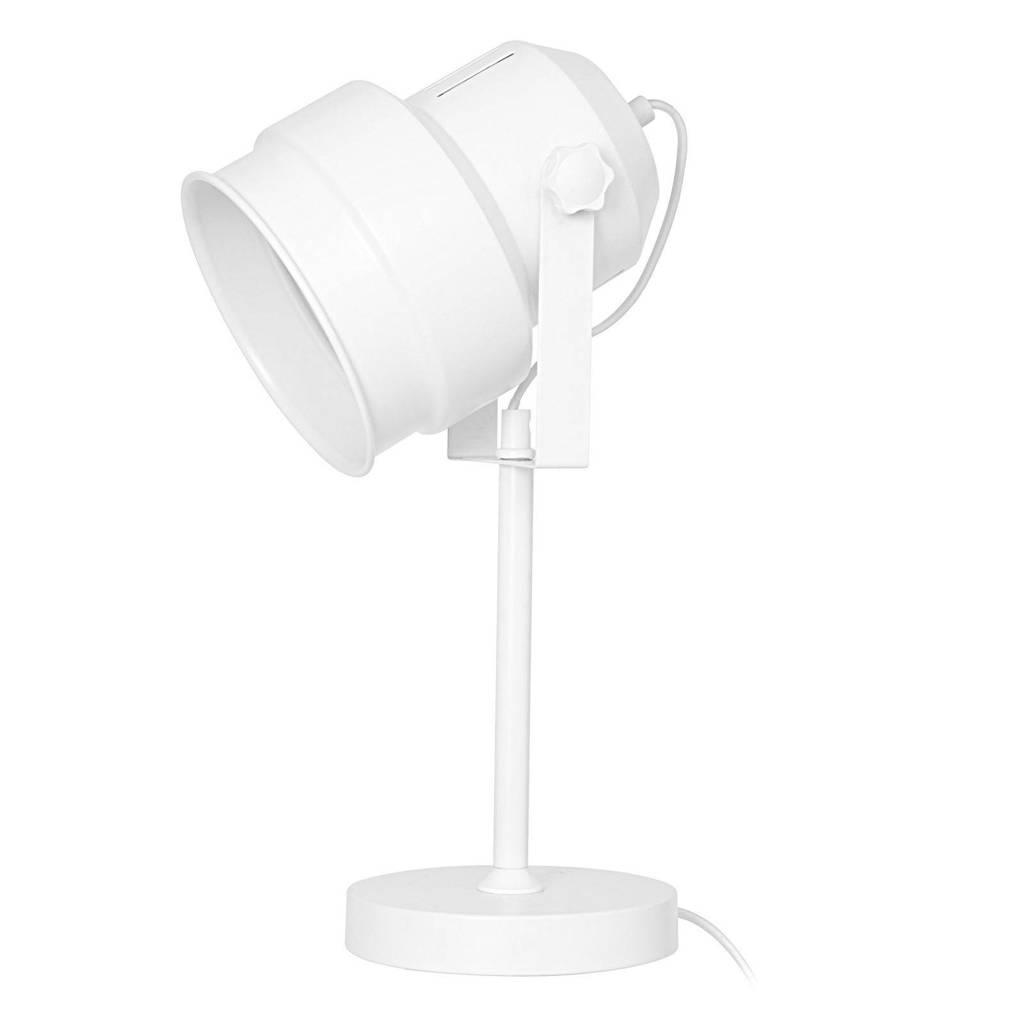 Leitmotiv tafellamp, Wit