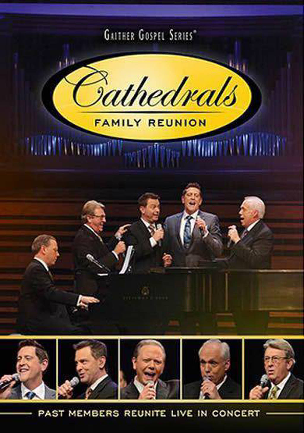 The Cathedrals - Cathedrals Family Reunion: Past Member (DVD)