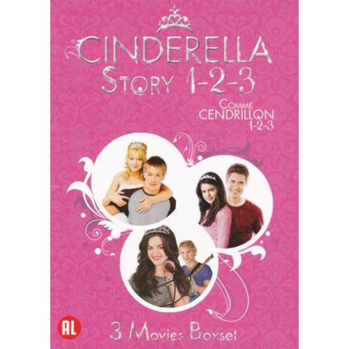 Cinderella story 1-3 (DVD) kopen