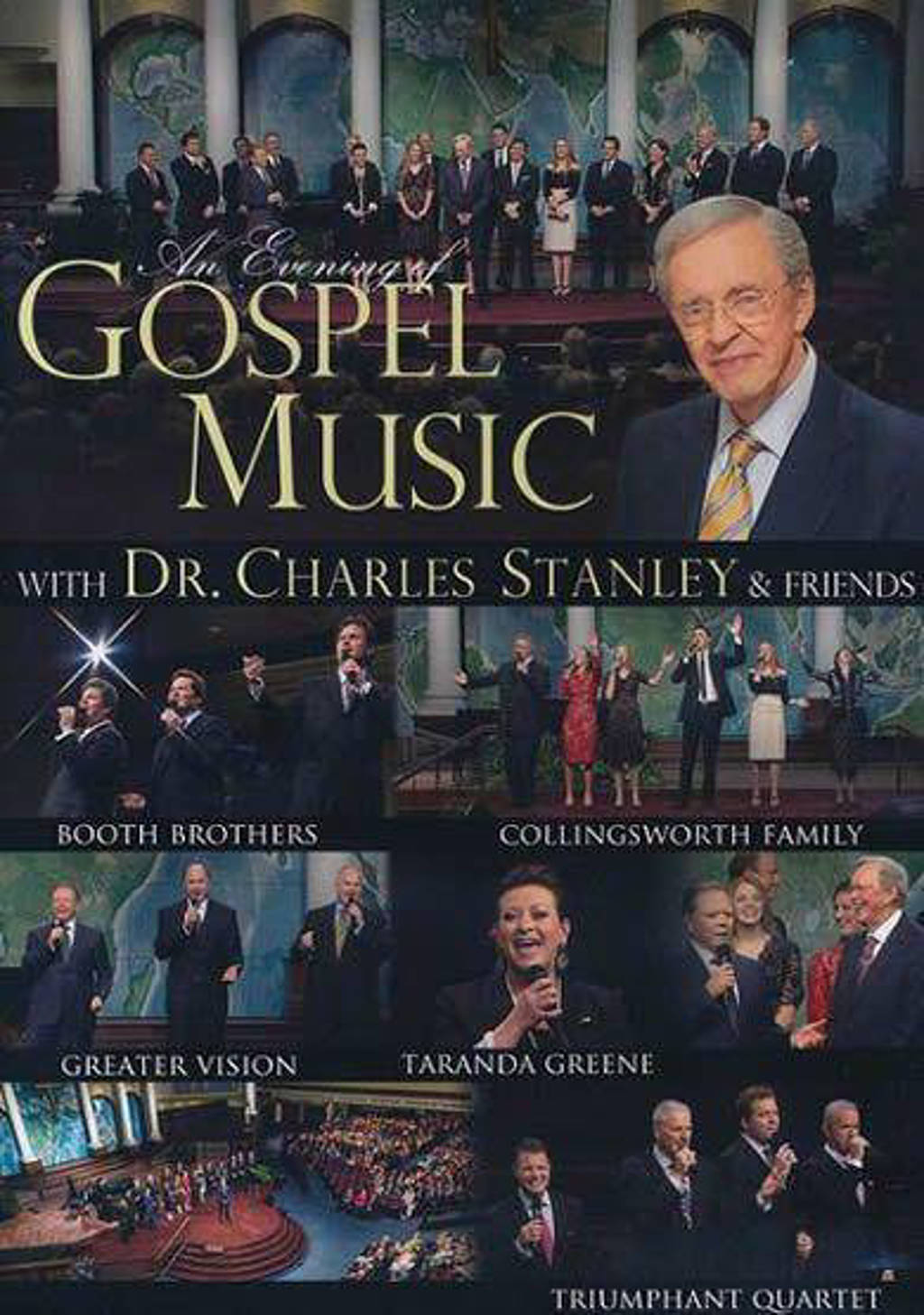 Various Artists - Evening Of Gospel Music With Dr Charles (DVD)