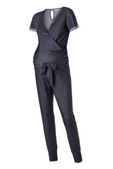 positie voedings jumpsuit met melée