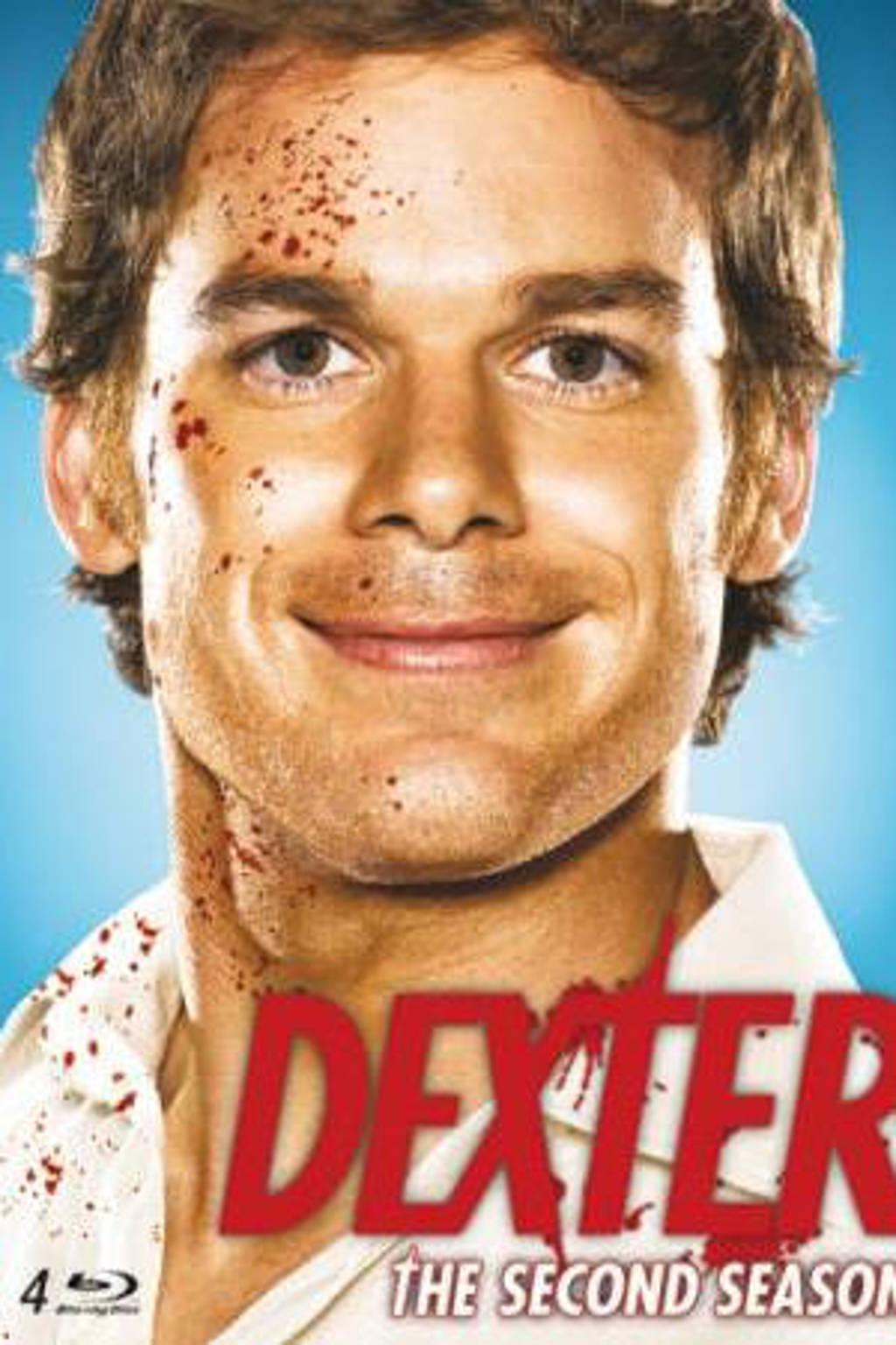 Dexter - Seizoen 2 (Blu-ray)