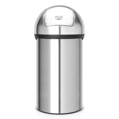 Brabantia Push Bin 60 liter prullenbak kopen