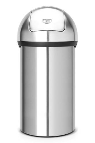 Push Bin 60 liter prullenbak