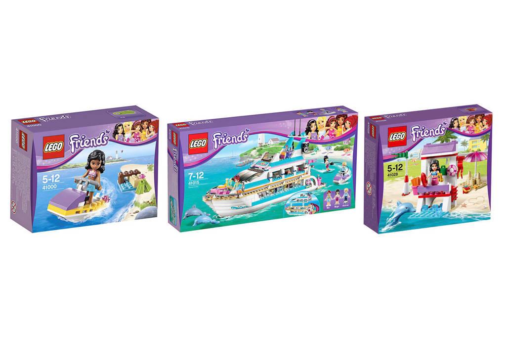 Lego City Friends Dolfijn Cruiser 41015 Plezier Op Het Water