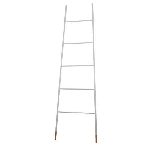 Zuiver Rack Ladder 175 cm Wit