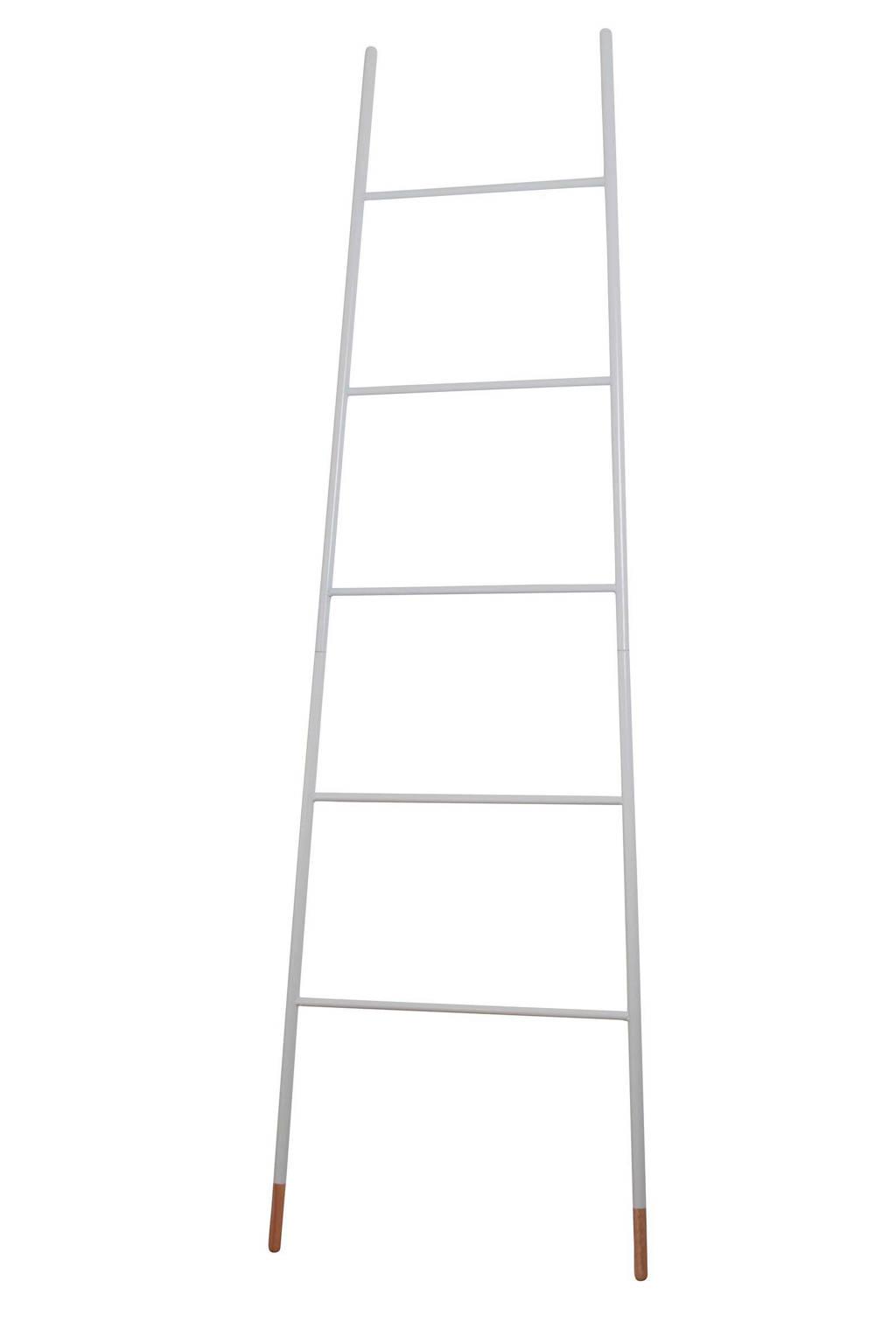Robuuste Houten Ladder.Zuiver Rack Ladder Decoratie Wehkamp