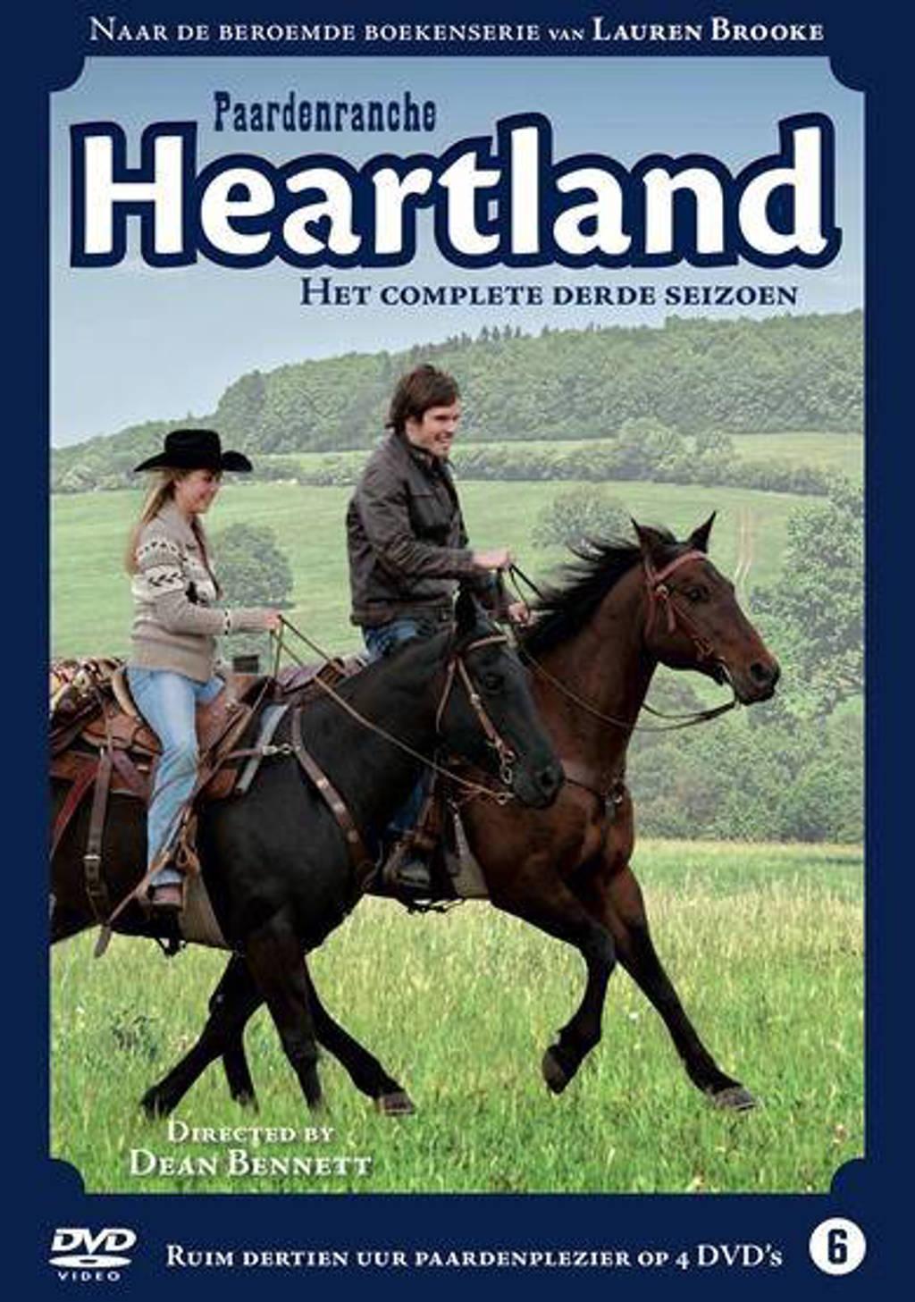 Heartland - Seizoen 3 (DVD)