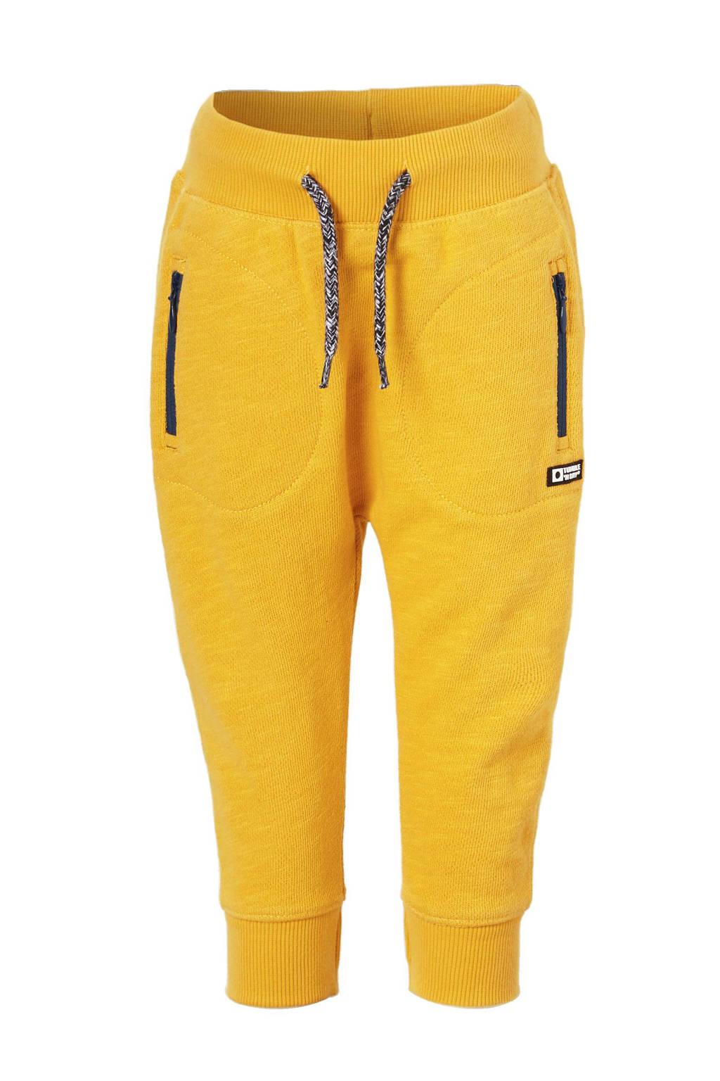 Tumble 'n Dry Zero   sweatpants Nagib geel, Geel/donkerblauw